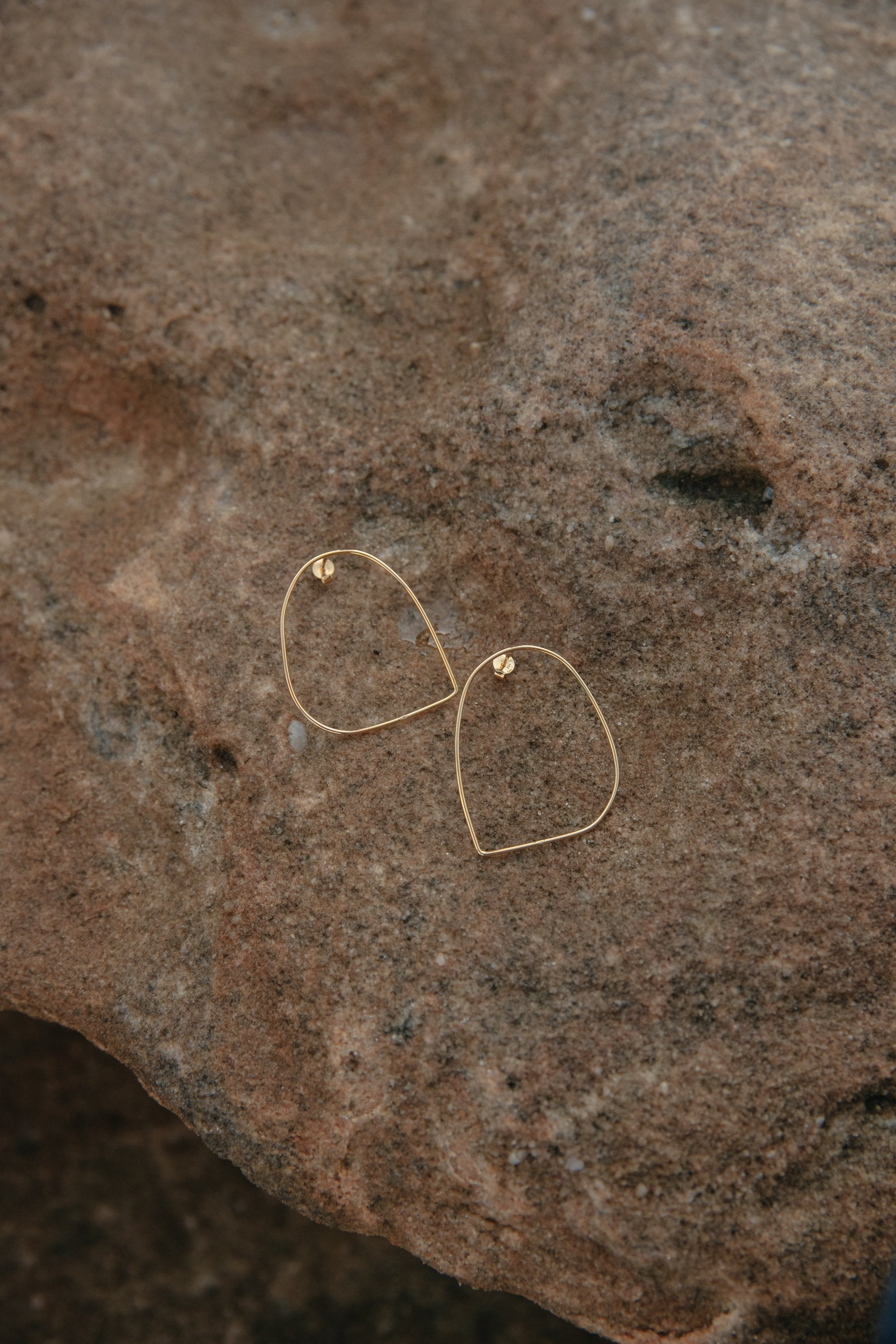 two hills earrings