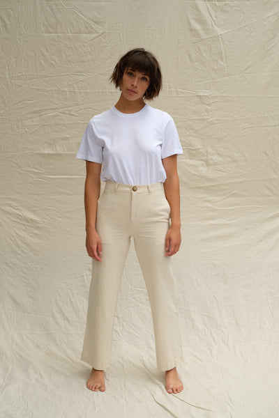 Vege Threads Hemp Gaucho Pant