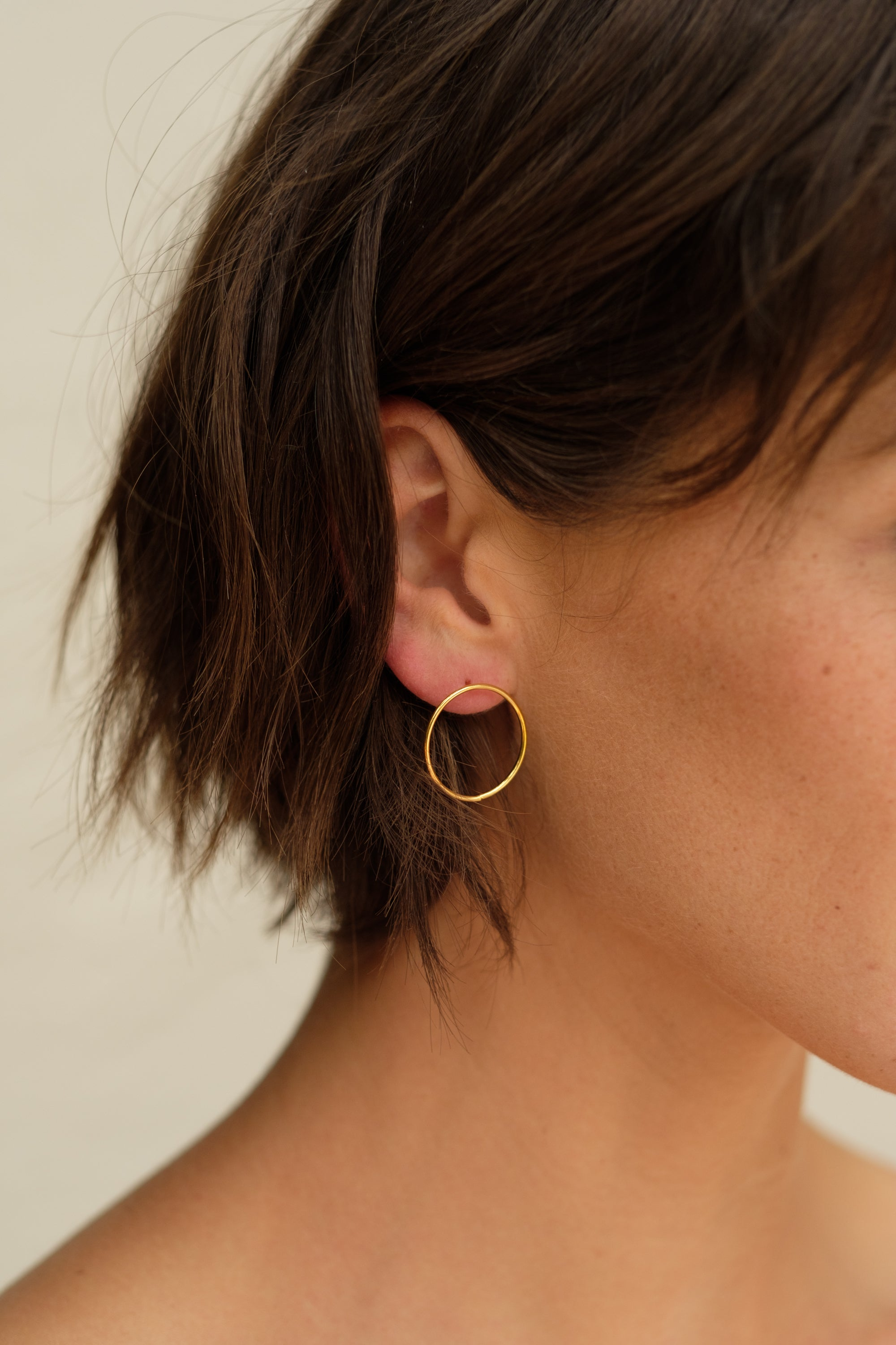 Two Hills Earring No. 7