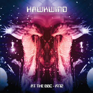 HAWKWIND - AT THE BBC 1972 - 2LP VINYL - RSD 2020