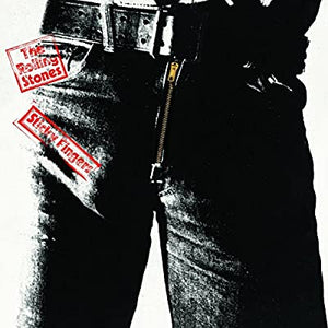 THE ROLLING STONES - STICKY FINGERS - VINYL LP - Wah Wah Records