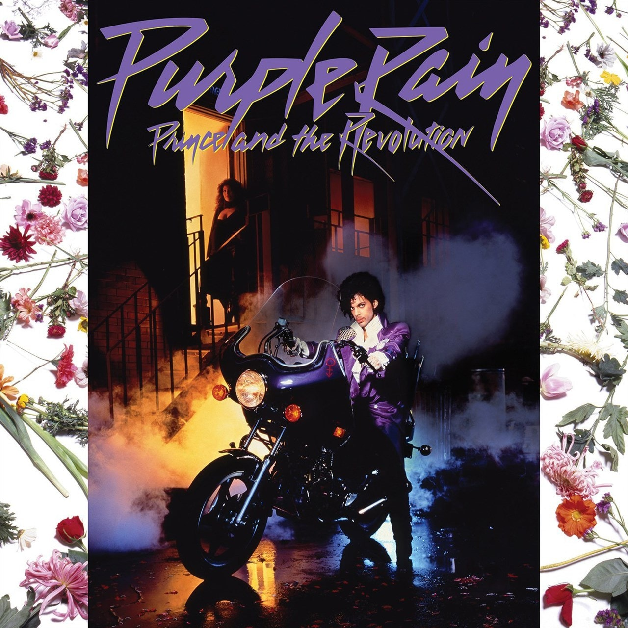 PRINCE AND THE REVOLUTION - PURPLE RAIN - VINYL LP - Wah Wah Records
