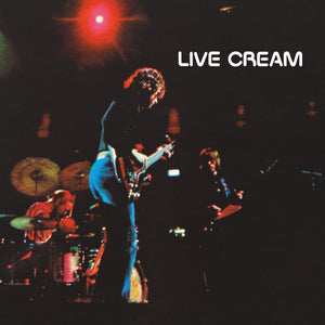CREAM - LIVE CREAM VOLUME I - VINYL LP - Wah Wah Records