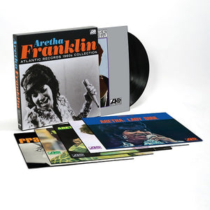 ARETHA FRANKLIN - ATLANTIC RECORDS 1960'S COLLECTION (6LP)