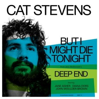 CAT STEVENS - BUT I MIGHT DIE TONIGHT - LTD EDITION LIGHT BLUE 7'' VINYL LP - RSD 2020