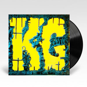 KING GIZZARD AND THE LIZARD WIZARD - KG - VINYL LP - Wah Wah Records