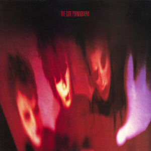 THE CURE - PORNOGRAPHY - VINYL LP - Wah Wah Records