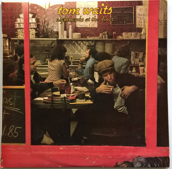TOM WAITS - NIGHTHAWKS AT THE DINER - VINYL LP - Wah Wah Records