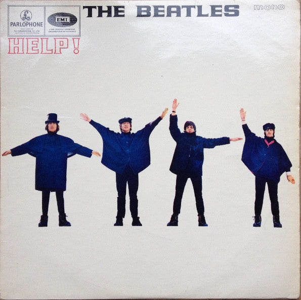 THE BEATLES - HELP - VINYL LP - Wah Wah Records