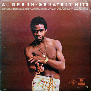 AL GREEN - GREATEST HITS - VINYL LP - Wah Wah Records