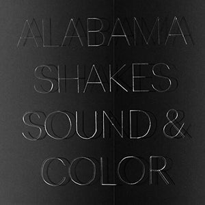 ALABAMA SHAKES - SOUND & COLOUR - VINYL LP - Wah Wah Records