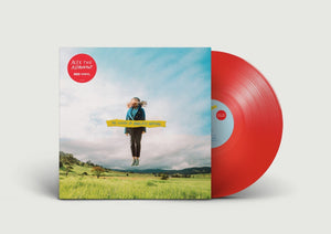 ALEX THE ASTRONAUT - THE THEORY OF ABSOLUTELY NOTHING - LTD EDITION RED VINYL LP - Wah Wah Records