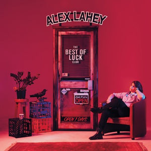 ALEX LAHEY - THE BEST OF LUCK CLUB (Exclusive Australian Limited Edition) vinyl LP