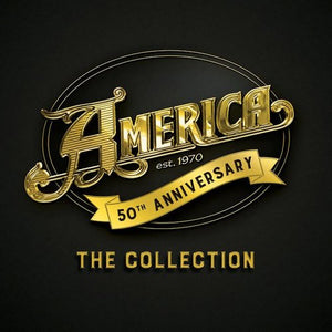 AMERICA- 50TH ANNIVERSARY THE COLLECTION (2LP) vinyl LP - Wah Wah Records