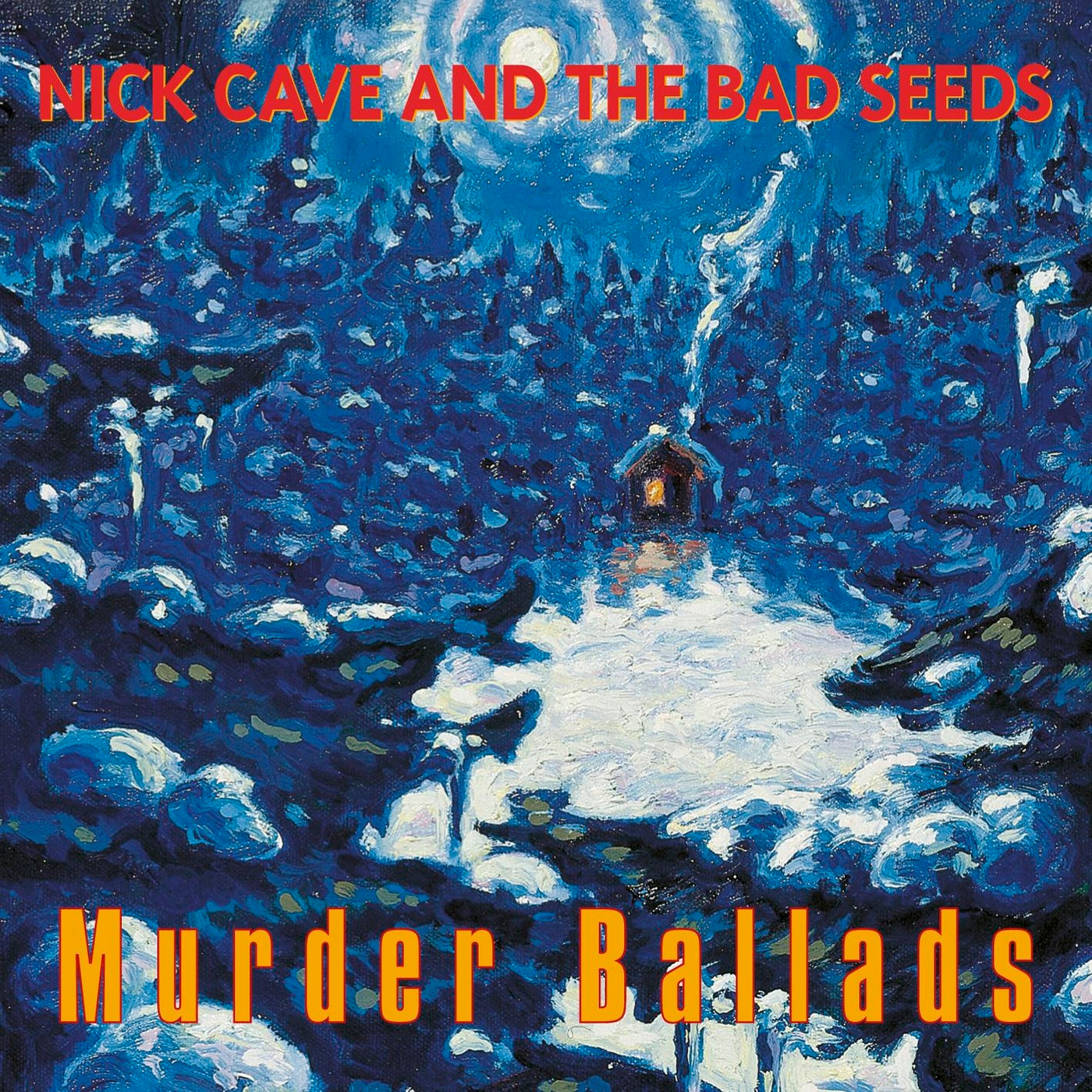 NICK CAVE AND THE BAD SEEDS - MURDER BALLADS - VINYL LP - Wah Wah Records