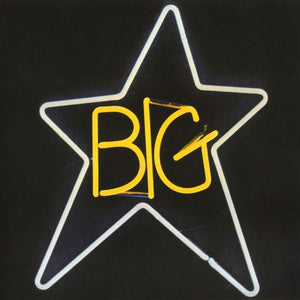 Big Star - No 1 Record - vinyl LP - Wah Wah Records