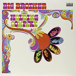 BIG BROTHER & THE HOLDING COMPANY - VINYL LP - Wah Wah Records