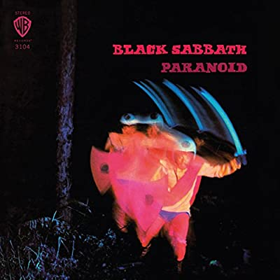 BLACK SABBATH - PARANOID - VINYL LP - Wah Wah Records