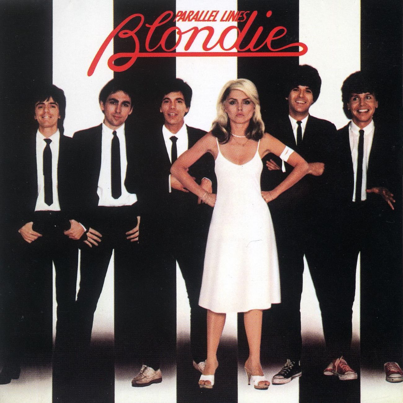 BLONDIE - PARALLEL LINES - VINYL LP - Wah Wah Records