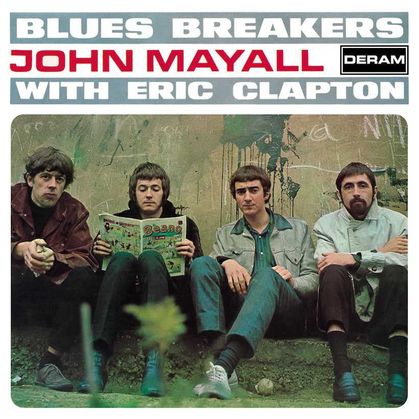 John Mayal l& The Bluesbreakers - Blues Breakers with Eric Clapton