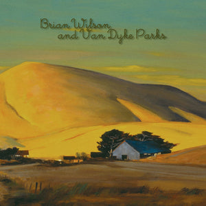BRIAN WILSON AND VAN DYKE PARKS - ORANGE CRATE ART - 25TH ANNIVERSARY VINYL LP - Wah Wah Records