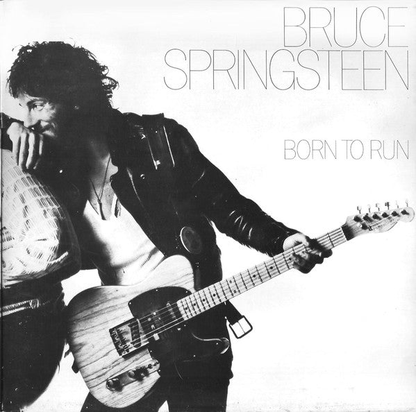 BRUCE SPRINGSTEEN - BORN TO RUN - VINYL LP - Wah Wah Records