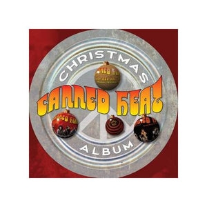 CANNED HEAT - CHRISTMAS ALBUM - BLACK FRIDAY RSD - PICTURE DISC - WHITE VINYL LP - Wah Wah Recordss
