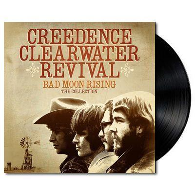 CREEDENCE CLEARWATER REVIVAL  - BAD MOON RISING: THE COLLECTION - VINYL LP - Wah Wah Records