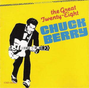 CHUCK BERRY - THE GREAT TWENTY EIGHT - VINYL 2LP - Wah Wah Records