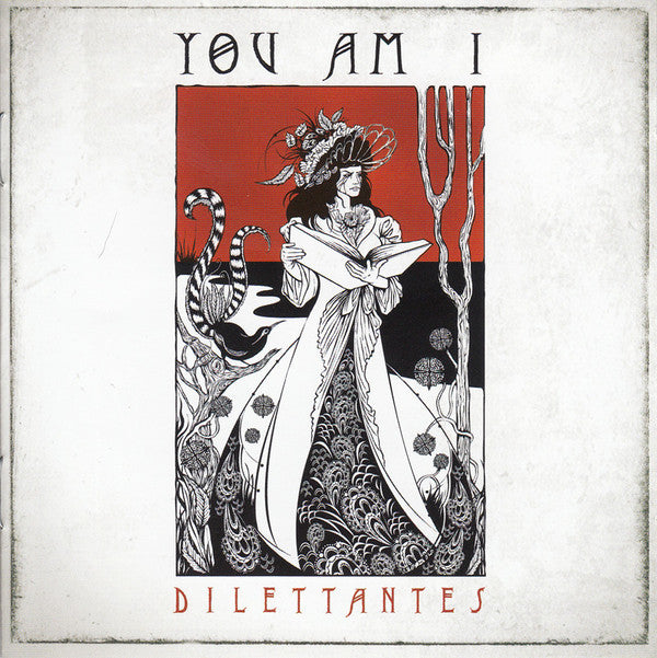 YOU AM I - DILETTANTES - 2LP LTD EDITON WHITE VINYL - Wah Wah Records