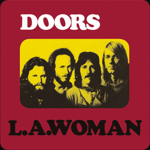 The Doors - LA WOMAN - VINYL LP - Wah Wah Records