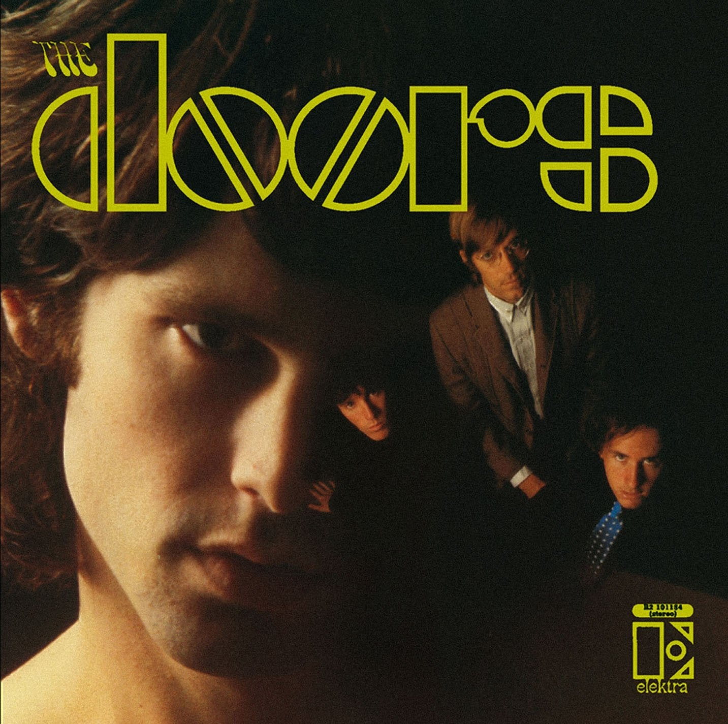 THE DOORS - THE DOORS - VINYL LP - Wah Wah Records