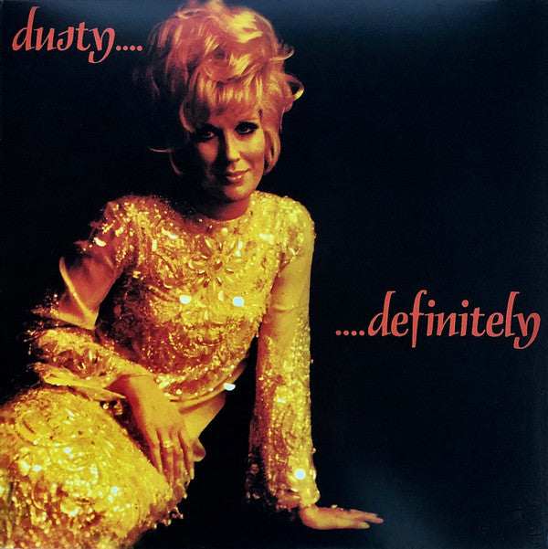 DUSTY SPRINGFIELD - DUSTY...DEFINITELY - VINYL LP - Wah Wah Records