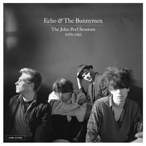 ECHO & THE BUNNYMEN-  THE JOHN PEEL SESSIONS 1979-1983 (2LP)