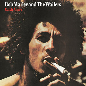 BOB MARLEY AND THE WAILERS - CATCH A FIRE - VINYL LP - Wah Wah Records
