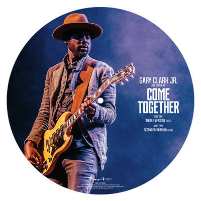 GARY CLARK JR. AND JUNKIE XL - COME TOGETHER - PICTURE DISC- LTD EDITION VINYL LP - Wah Wah Records