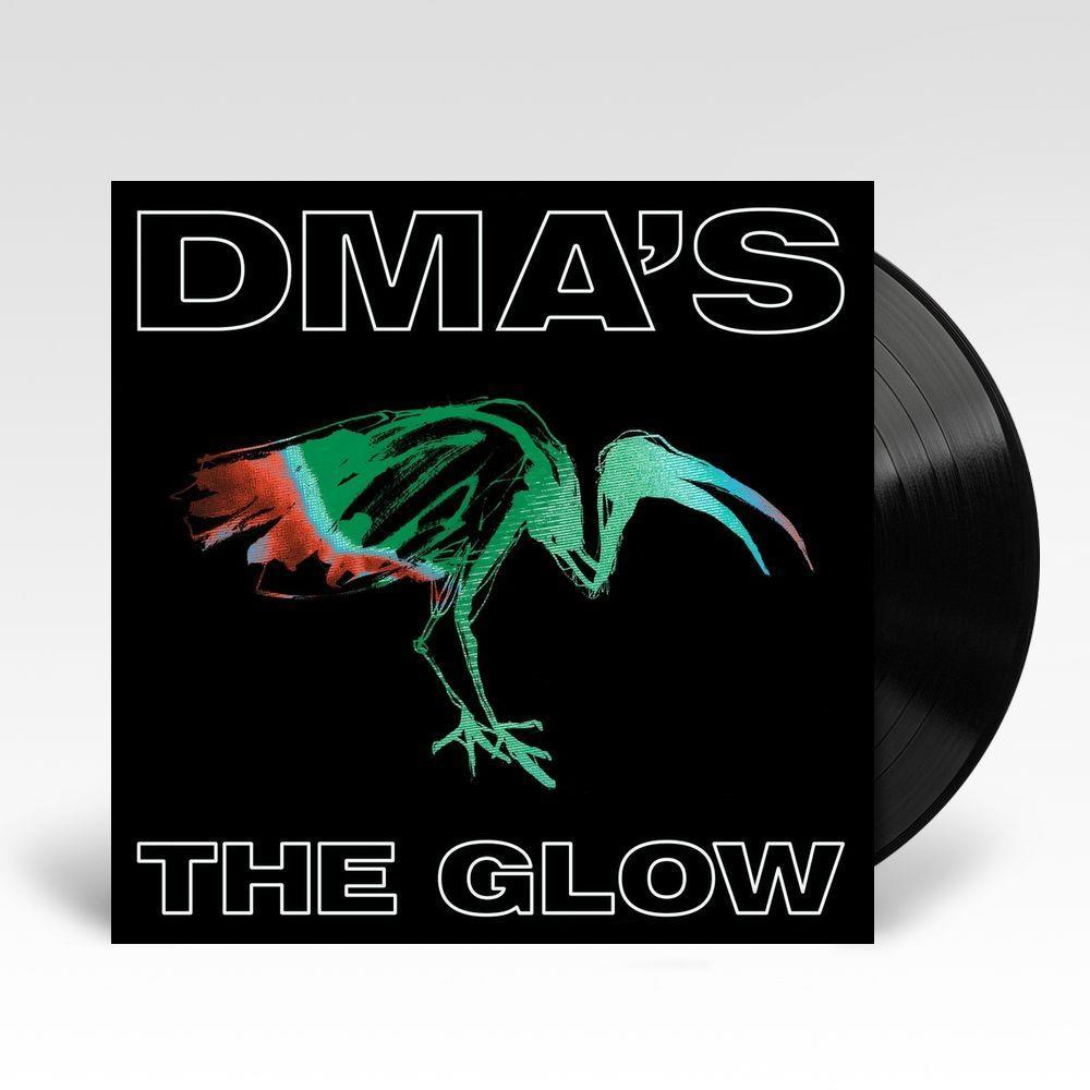 DMA'S - THE GLOW - VINYL LP - Wah Wah Records