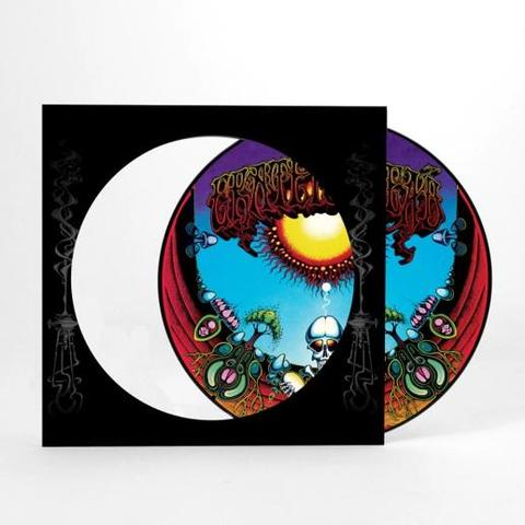 GRATEFUL DEAD - AOXOMOXOA - PICTURE DISC - LTD EDITION - VINYL LP - Wah Wah Records