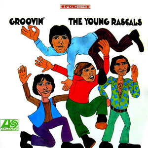 THE YOUNG RASCALS - GROOVIN' - VINYL LP - Wah Wah Records