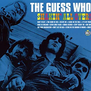 THE GUESS WHO - SHAKIN' ALL OVER (2LP)