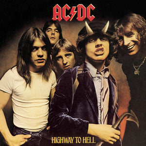 AC/DC - HIGHWAY TO HELL - VINYL LP - Wah Wah Records