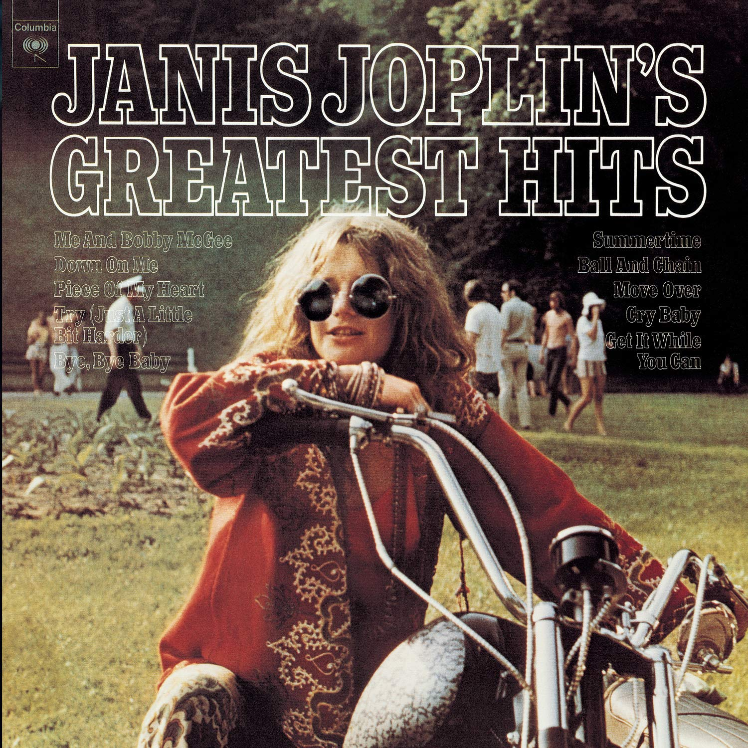 JANIS JOPLIN'S - GREATEST HITS - VINYL LP - Wah Wah Records