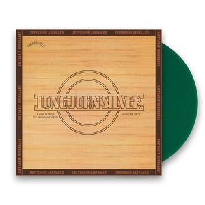 JEFFERSON AIRPLANE- LONG JOHN SILVER- (LTD EDITION SMOKY GREEN VINYL)