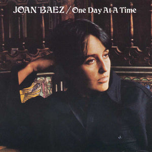 JOAN BAEZ - ONE DAY AT A TIME - VINYL LP - Wah Wah Records