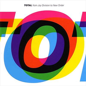 FROM JOY DIVISION TO NEW ORDER - TOTAL - VINYL LP - Wah Wah Records
