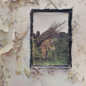 LED ZEPPELIN - IV - VINYL LP - Wah Wah Records