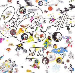 LED ZEPPELIN - LED ZEPPELIN III - VINYL LP - Wah Wah Records