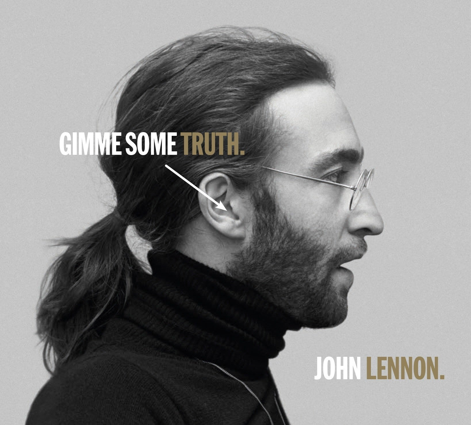 JOHN LENNON - GIMME SOME TRUTH - VINYL 2LP - Wah Wah Records