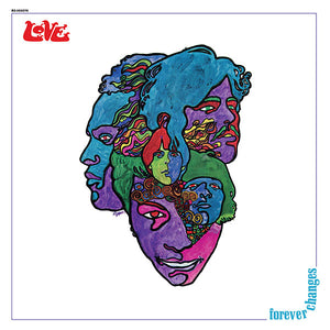 LOVE - FOREVER CHANGES - VINYL LP - Wah Wah Records