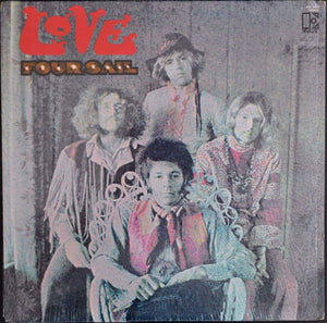 LOVE - FOUR SAIL - VINYL LP - Wah Wah Records